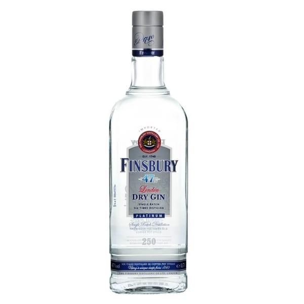 FINSBURY 47 Platinum London Dry Gin 70 cl / 47 % UK