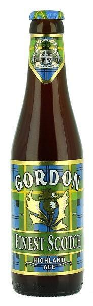 GORDON Finest Scotch Highland Ale 24 x 330 ml / 8 % Schottland