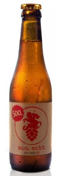 SOORSER Bier soo. echt Golden Ale 330 ml / 5 % Schweiz