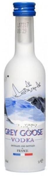 Grey Goose Premium Vodka MINITURE 50 ml / 40 % Frankreich