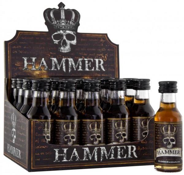 HAMMER Shot Likör 20 cl / 20 % Deutschland