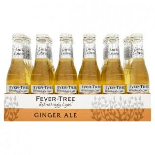 FEVER-TREE Ginger Ale 24 x 200 ml UK