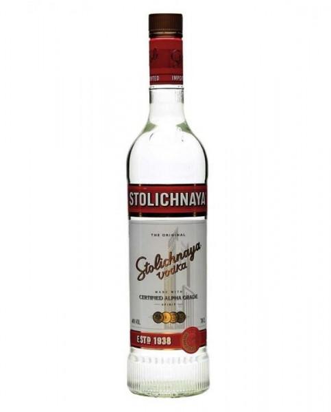 STOLICHNAYA Vodka ORIGINAL 70 cl / 40 % Lettland