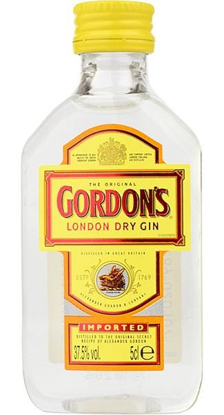 Gordons Gin Shot PET 5 cl / 37.5 % UK
