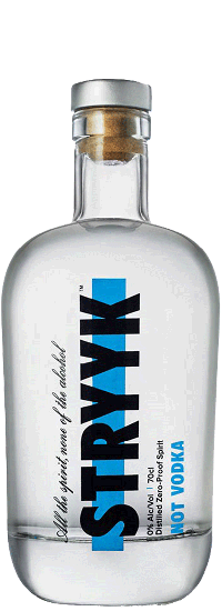 STRYYK Not VODKA Alkoholfreie Spirituose 70 cl UK