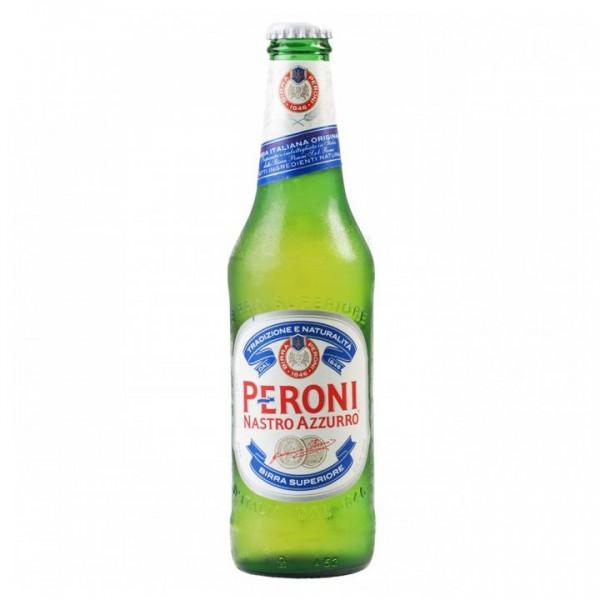 PERONI Nastro Azzurro Bier 330 ml / 5.1 % Italien