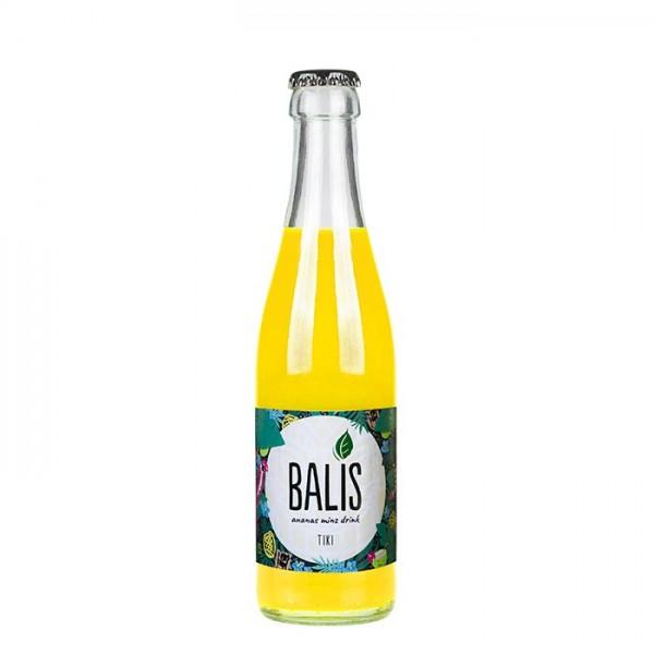 BALIS TIKI Ananas Minze Drink Vegan 250 ml Deutschland