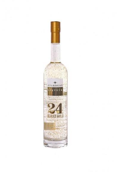 STARDUST Shimmery Liqueur 24 KARAT GOLD 70 cl / 37.5 % Deutschland