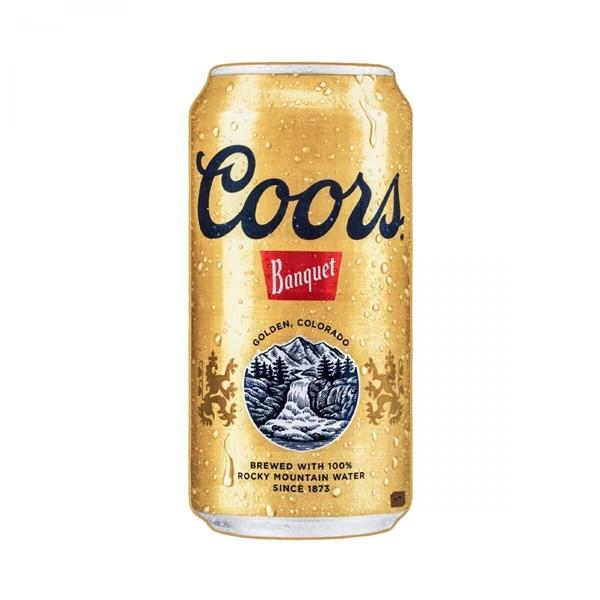 COORS Banquet Original Dose 355 ml / 5 % USA