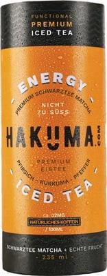HAKUMA FOCUS Premium SCHWARTEE CartoCan 235 ml Österreich