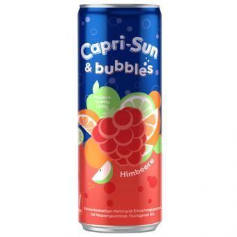 Capri Sun & bubbles HIMBEERE 330 ml Deutschland