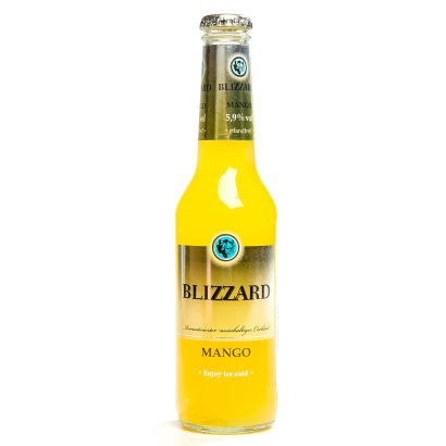 BLIZZARD Mango Cocktail 275 ml / 5,9 % Deutschland