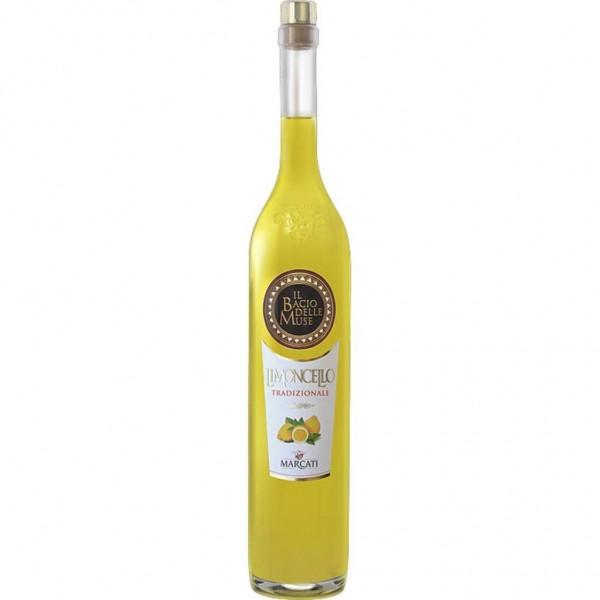 MARCATI LIMONCELLO Tradizionale MAGNUM 1.5 Liter / 28 % Italien
