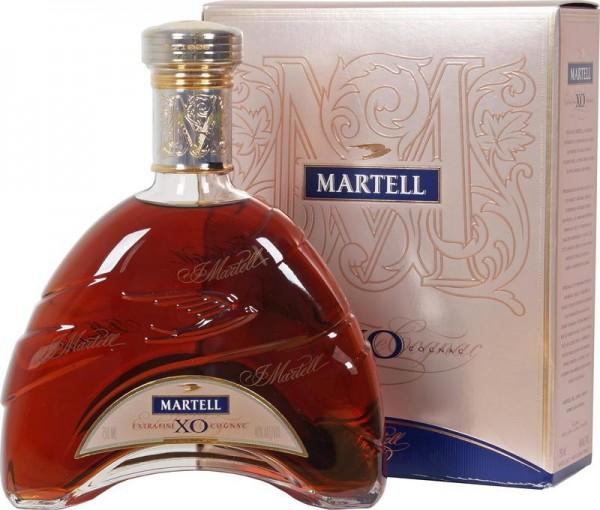 Martell XO Cognac 70 cl / 40 % Frankreich