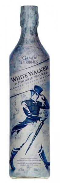 Johnnie Walker White Walker Blended Whisky Game of Thrones Special Edition 70 cl / 41.7 % Schottland