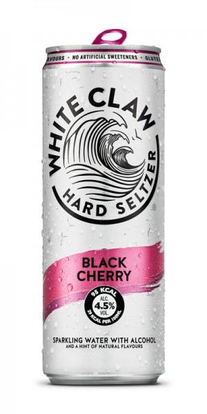 White Claw HARD SELTZER Black Cherry 330 ml / 4.5 % EU