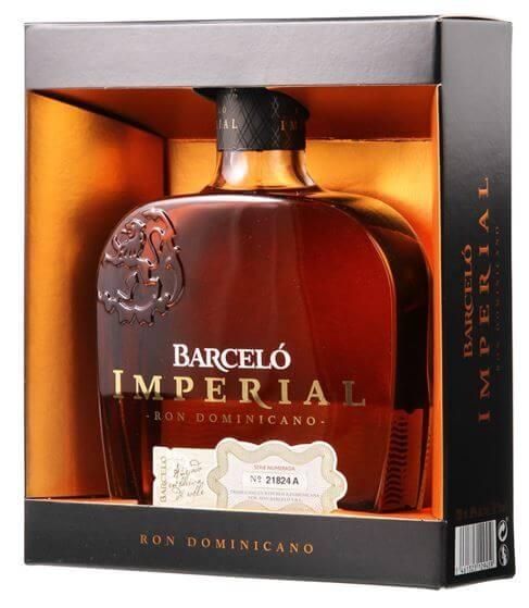 BARCELO IMPERIAL Rum 70 cl / 38 % Karibik