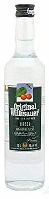 Original Willisauer KIRSCH 20 ml / 37.5 % Schweiz