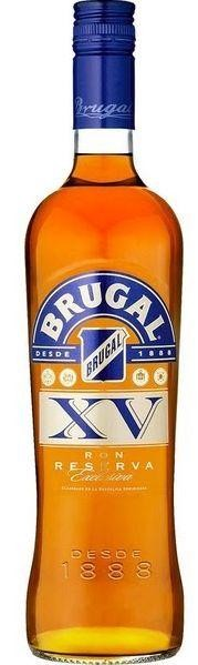 Brugal Rum XV Reserva Exclusiva 70 cl / 38% Dominikanische Republik