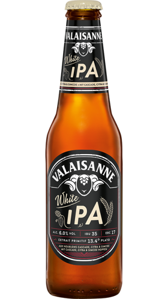Valaisanne White IPA 330 ml / 6 % Schweiz
