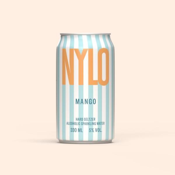 NYLO Hard Seltzer MANGO Kiste 24 x 330 ml / 5 % Schweiz