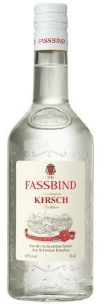 Fassbind Kirsch 70 cl / 41 % Schweiz