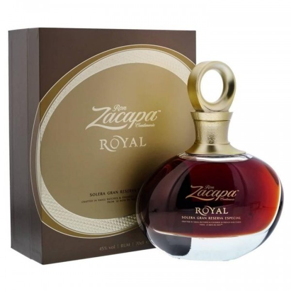Ron Zacapa Centenario Royal Solera Gran Reserva Especial 70 cl / 45 % Guatemala