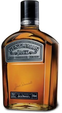 Jack Daniels Gentleman Jack 70 cl / 40 % USA