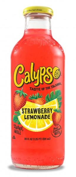 CALYPSO Strawberry Lemonade 591 ml USA