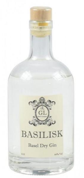 BASILISK Basel Dry Gin 50 cl / 44 % Schweiz