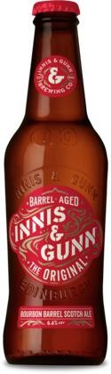 INNIS & GUNN Oak aged Beer Rum Finish 330 ml / 6.8 % Schottland