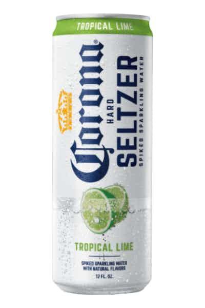 Corona Hard Seltzer TROPICAL LIME 355 ml / 4.5 % Mexiko