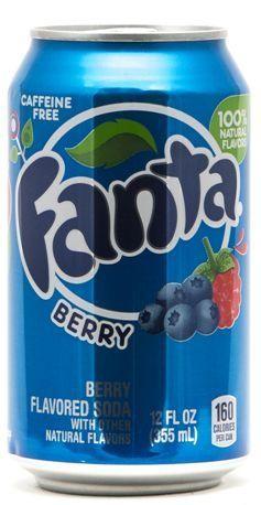 Fanta Berry 355 ml USA