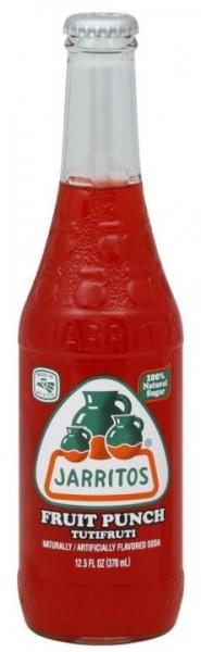 JARRITOS Fruit Punch natural flavor soda 370 ml Mexiko