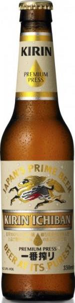 KIRIN ICHIBAN Premium Beer 330 ml / 5 % Japan