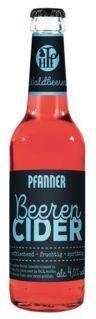 Pfanner BEEREN Cider Flasche 330 ml / 4.0 % Österreich