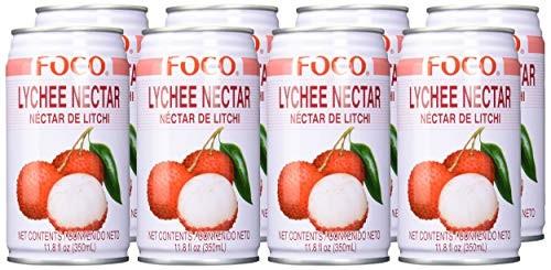 FOCO LYCHEE NECTAR Kiste 24 x 350 ml Thailand