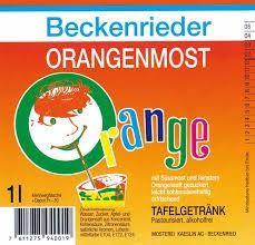 ORANGENMOST das Original aus der Zentralschweiz KISTE PET 24 x 500 ml Schweiz