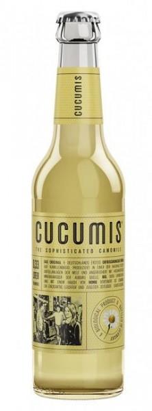 CUCUMIS KAMILLE / CAMOMILE Limonade Vegan 330 ml Deutschland