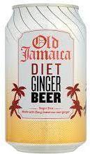 Old Jamaica Ginger Beer DIET 330 ml UK