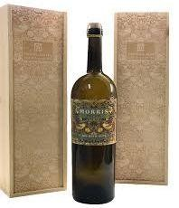 The Wild Alps MORRIS DOUBLE MAGNUM London Dry Gin in Wooden Box 3 Liter / 47 % Schweiz