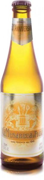 MENABREA BIONDA - LAGER 24 x 330 ml / 4.8 % Italien
