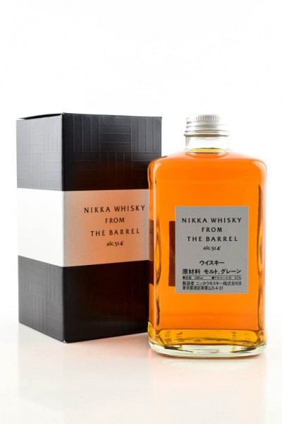 NIKKA from the Barrel Blended Whisky 50 cl / 51.4 % Japan
