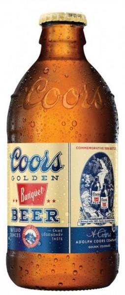 COORS Banquet Original 355 ml / 5 % USA