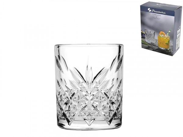 Pasabache Timeless TUMBLER Glas 345 ml Set of 4