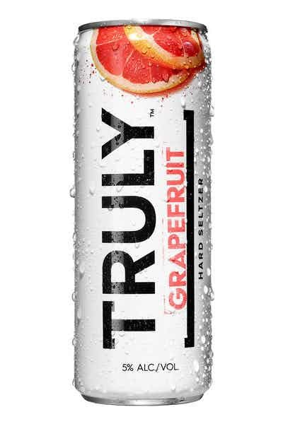 Truly Hard Seltzer GRAPEFRUIT 355 ml / 5 % USA