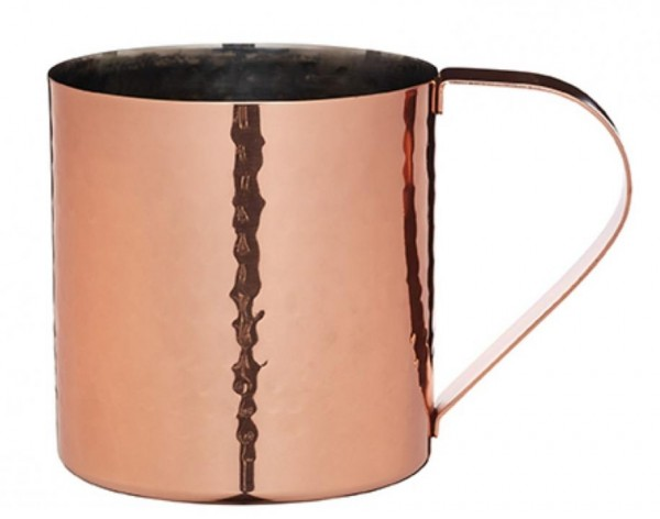 Moscow Mule Mug 550 ml hammered by BarCraft