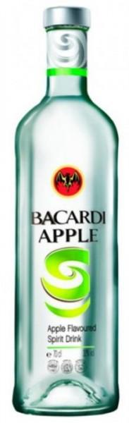 BACARDI APPLE Rum Drink 70 cl / 32 % Puerto Rico
