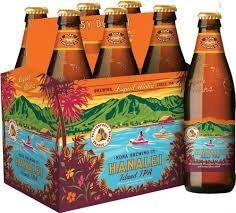 Kona Hanalei Island IPA Kiste 24 x 355 ml / 4.5 % Hawaii
