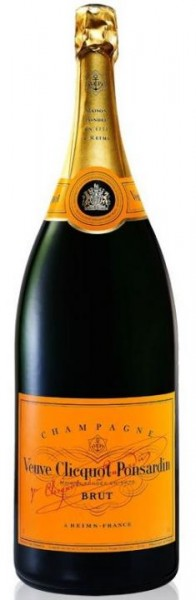 Veuve Clicquot Brut Carte Jaune Champagne Nebukatnezar 15 Liter / 12 % Frankreich